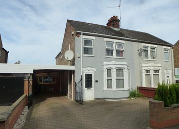 Thumbnail 4 bedroom semi-detached house for sale in Lynn Road, Wisbech
