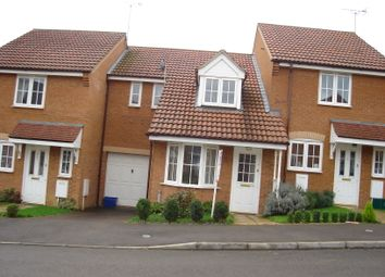 Thumbnail 3 bedroom link-detached house to rent in Ebbw Vale Road, Irthlingborough