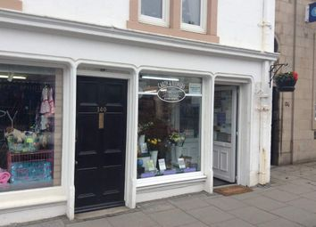 Thumbnail Retail premises for sale in St. Andrews Court, High Street, Burntisland