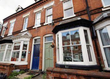 Thumbnail 3 bedroom terraced house to rent in Florence Road, Kings Heath, Birmingham