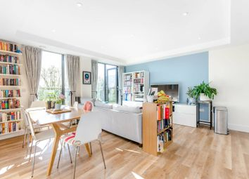 Thumbnail 2 bed flat to rent in Knaresborough Drive, Earlsfield, London