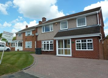 Thumbnail 4 bed detached house to rent in Grosvenor Close, Four Oaks, Sutton Coldfield. 6Rs