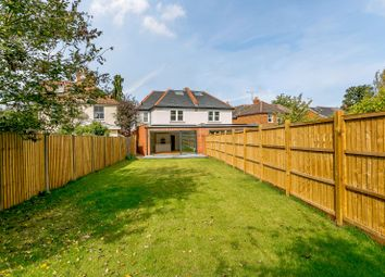 Thumbnail 5 bedroom semi-detached house for sale in Ridgway Road, Farnham, Surrey