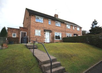 Thumbnail 3 bed semi-detached house for sale in Mitchell Drive, Talke, Stoke-On-Trent