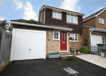 Thumbnail 3 bed link-detached house for sale in Dovedale Close, Heath Park, Sandhurst