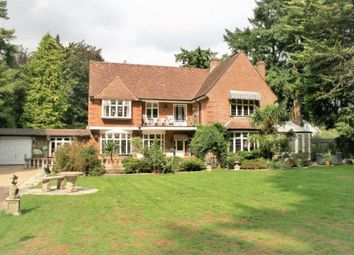 Thumbnail 4 bed detached house for sale in Woodland Walk, Ferndown