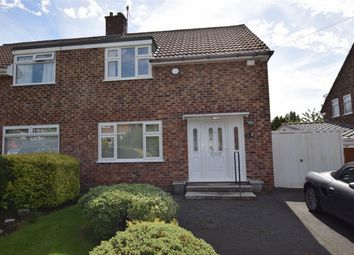Thumbnail 3 bed semi-detached house for sale in Buttermere Avenue, Noctorum, Merseyside