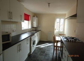Thumbnail 3 bed flat to rent in Mowbray Street, Heaton, Newcastle Upon Tyne