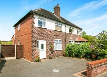 Thumbnail 3 bedroom semi-detached house for sale in Clarendon Road, Hazel Grove, Stockport, Cheshire