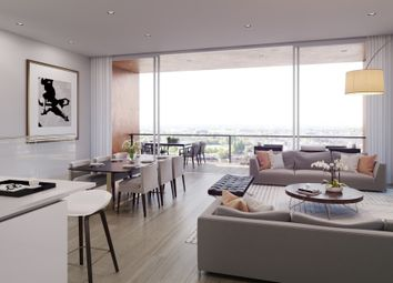 Thumbnail 2 bed flat for sale in Wandsworth, London