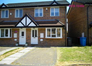 Thumbnail 2 bed semi-detached house to rent in The Bails, Salford
