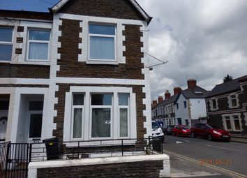 2 bed maisonette to rent in Moy Road, Roath, Cardiff CF24