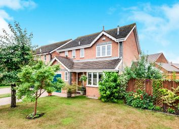 Thumbnail 4 bed detached house for sale in Field Gardens, Steventon, Abingdon