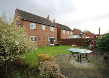 Thumbnail 4 bed detached house for sale in Lytham Close, Great Sankey, Warrington