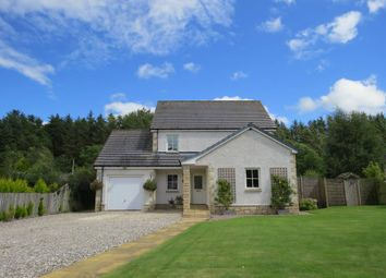 Thumbnail 4 bed detached house for sale in 2 The Burrows, Bonchester Bridge, Hawick, 8 Jx