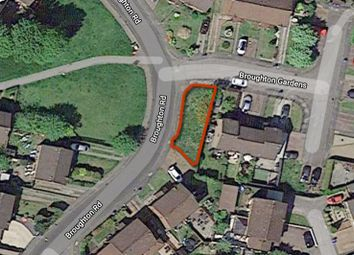 Thumbnail Land for sale in Plot At Broughton Gardens, Summerston, Glasgow G235Nq