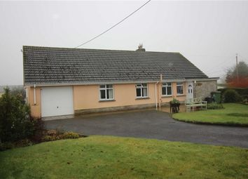 Thumbnail 3 bedroom detached bungalow for sale in Ashreigney, Chulmleigh