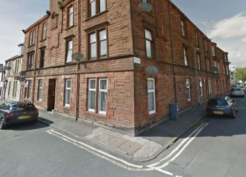 Thumbnail 2 bed flat for sale in 79, Nelson Street, Flat 0-1, Largs KA309Ab