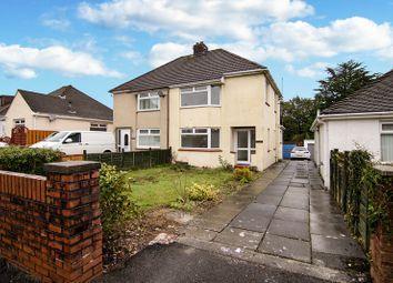 3 bed semi-detached house for sale in Rhyd Clydach, Brynmawr, Ebbw Vale NP23