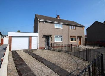 Thumbnail 2 bed semi-detached house for sale in Wilson Avenue, Irvine, North Ayrshire
