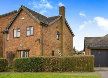 Thumbnail 4 bedroom detached house for sale in Constantine Way, Bancroft Park, Milton Keynes