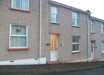 Thumbnail 3 bed property to rent in Arthur Street, Pembroke Dock
