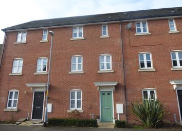 Thumbnail 4 bed terraced house for sale in Banks Crescent, Stamford