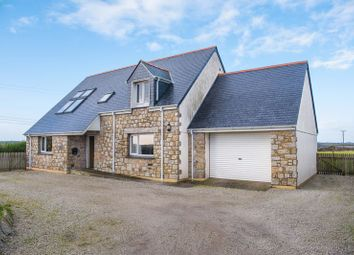 Thumbnail 4 bed detached house for sale in Ruan Minor, Helston
