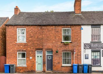 Thumbnail 2 bed terraced house for sale in Upper St. John Street, Lichfield