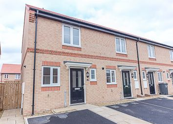 Thumbnail 2 bed semi-detached house to rent in Tulip Avenue, Colburn, Catterick Garrison