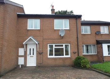 Thumbnail 3 bed terraced house for sale in Tranmoor Lane, Armthorpe, Doncaster