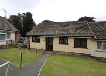 Thumbnail 2 bed semi-detached bungalow to rent in Fishers Mead, Dulverton