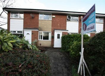 Thumbnail 2 bed terraced house for sale in Hatherleigh Walk, Breightmet, Bolton