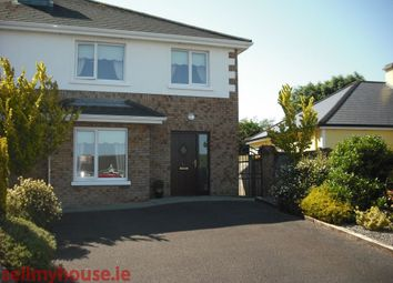 Thumbnail 4 bed semi-detached house for sale in 9A Meadow Brook, Mountain Road, Tubbercurry, K0Y7