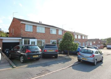 Thumbnail 3 bed semi-detached house to rent in Morris Drive, Whitnash, Leamington Spa