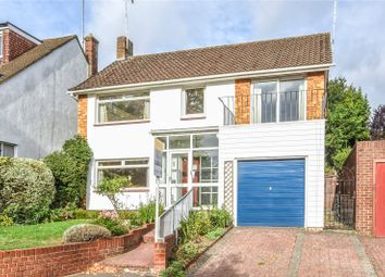 Thumbnail 4 bed detached house for sale in Woodhead Drive, Orpington