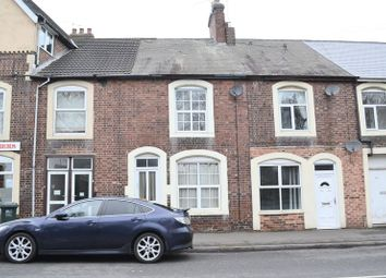 Thumbnail 1 bed flat to rent in Market Street, Church Gresley, Swadlincote