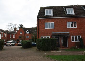 Thumbnail 3 bed end terrace house to rent in Ferrars Court, Huntingdon