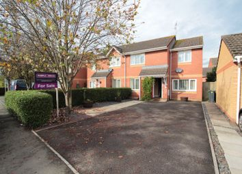Thumbnail 3 bedroom semi-detached house for sale in Harrison Drive, St Mellons