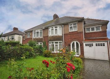 Thumbnail 4 bed semi-detached house to rent in Parkside South, East Herrington, Sunderland