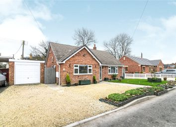 Thumbnail 3 bed detached bungalow for sale in Stratford Road, Honeybourne, Evesham