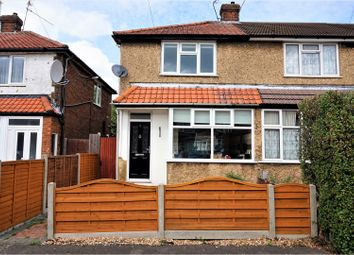 Thumbnail 2 bedroom end terrace house for sale in Peartree Road, Luton
