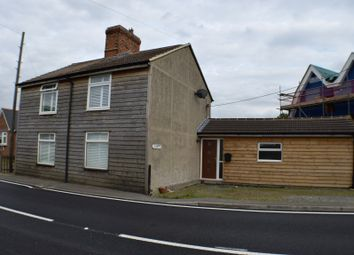 Thumbnail 3 bedroom detached house for sale in Fairview, Maldon Road, Steeple, Southminster, Essex