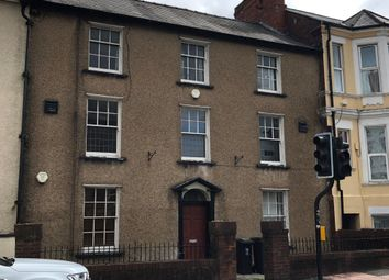 Thumbnail 1 bed terraced house to rent in Stow Hill, Newport