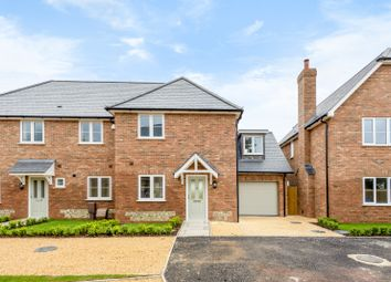 Thumbnail 3 bedroom semi-detached house for sale in Rose Green Road, Aldwick