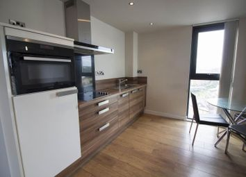 Thumbnail 2 bed flat to rent in Blonk Street, Sheffield