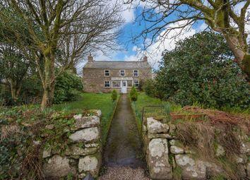 Thumbnail 4 bedroom detached house for sale in Newbridge, Penzance