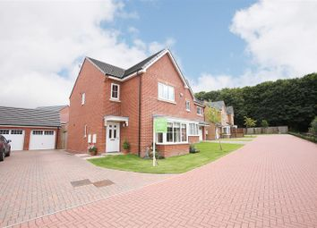 Thumbnail 4 bed detached house for sale in Cleveland Crescent, Seaton Delaval, Whitley Bay