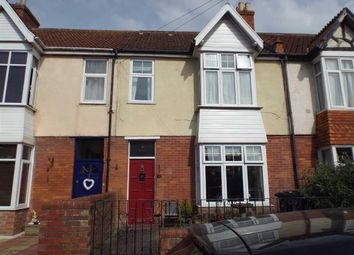 Thumbnail 5 bed terraced house for sale in Kingsway Road, Burnham-On-Sea
