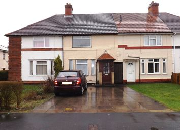 Thumbnail Terraced house for sale in Selborne Grove, Birmingham